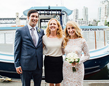 Vancity Officiant: Young Hip & Married