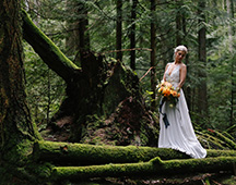 Vancity Styled Shoot: In The Forest