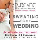 Pure Vibe - Sweating for the Wedding