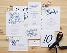 Getting Started with Wedding Invitations