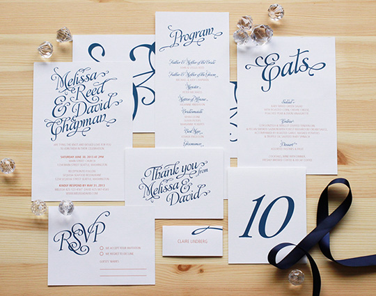 What Needs To Be Included In A Wedding Invitation: Getting Started With Wedding Invitations From @Vancityweddings