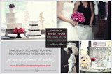 22nd annual Brock House Wedding Show on October 21st