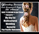 Win a Couple (2 Tickets) valued at $40 to the Dare to Dream Bridal Show on April 3, 2016