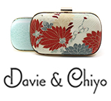 Win a Silk Vintage Kimono Box Clutch (valued $94) from Davie & Chiyo