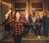 Win a Private Party at Forged Axe Throwing ($450 pre tax value)