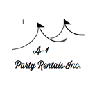 A-1 Party Rentals Inc. - Abbotsford Wedding Decor and Rentals
